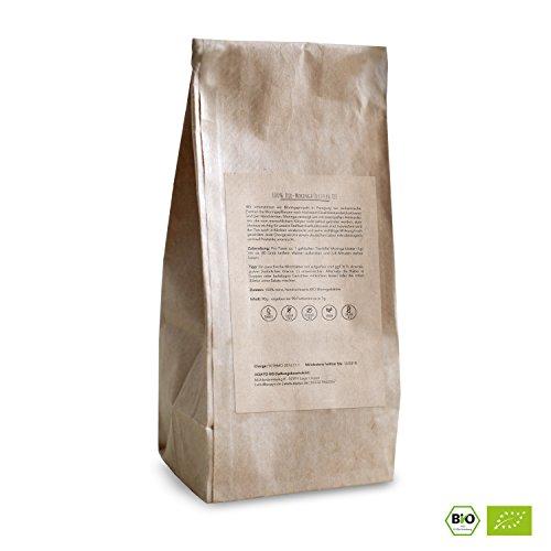 Unsere Empfehlung: AQAYO Moringa Detox Tee | 100% Bio-Moringa Oleifera | Getrocknete Moringa Blätter (90g Moringa Tee)