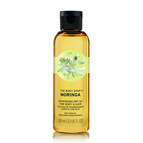 Moringa Beauty-Öl 100 ml von The Body Shop